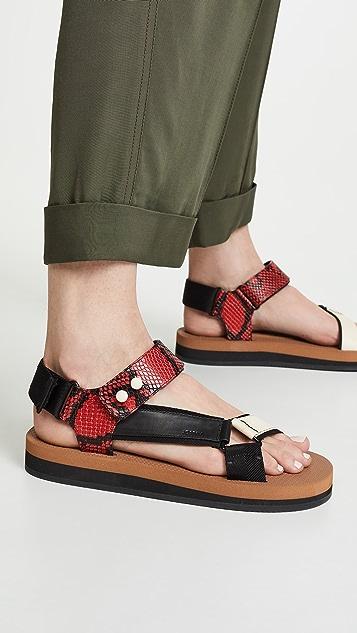 Joseph Inca 运动风凉鞋