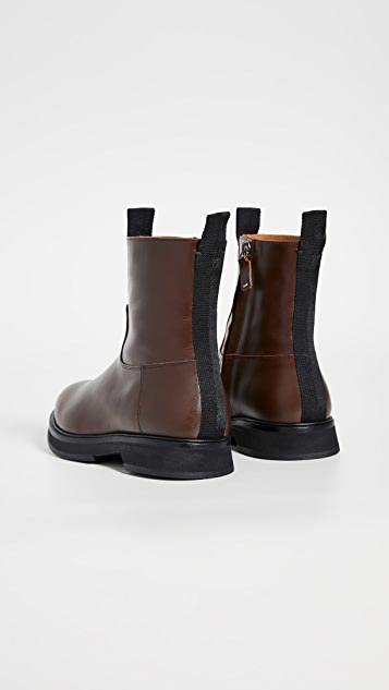 Joseph Tommy 踝靴