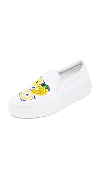Joshua Sanders 贴身运动便鞋