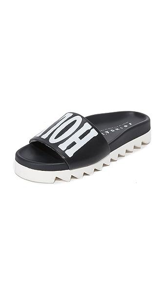 Joshua Sanders Holy 凉拖鞋