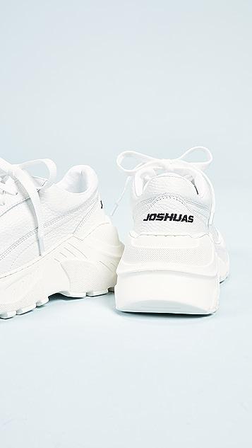 Joshua Sanders Zenith 系带运动鞋