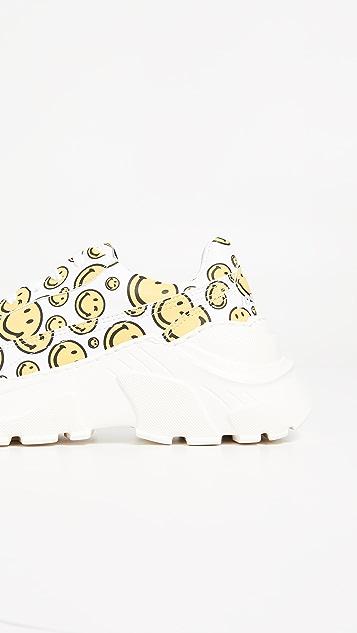 Joshua Sanders Zenith All Over Smile 运动鞋