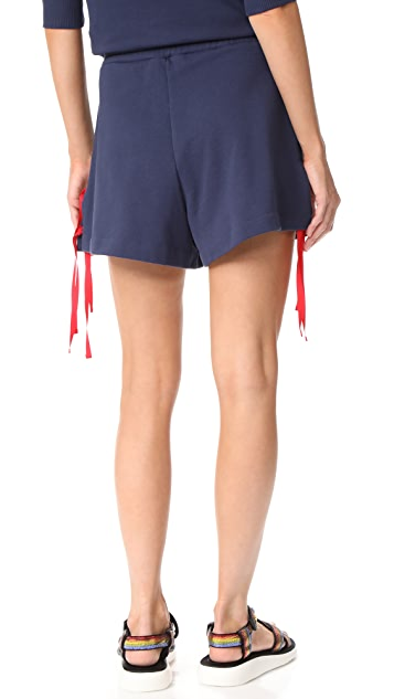 JOUR/NE 结饰短裤