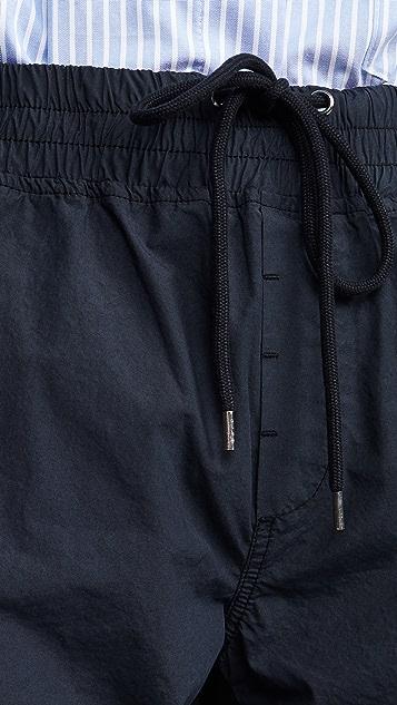 James Perse 混合材质长裤