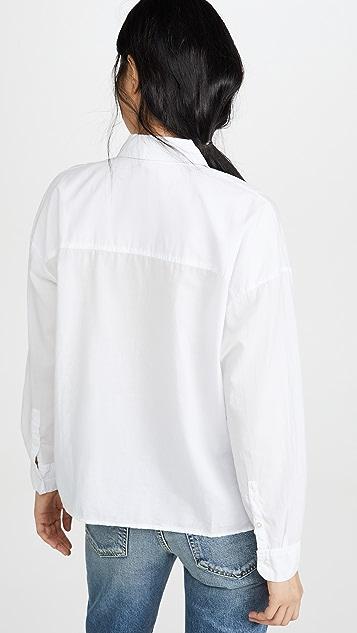 James Perse 宽松衬衫