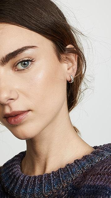 Jane Taylor 14k 贴耳式耳环
