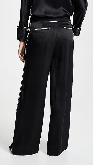 Jason Wu 丝质裤