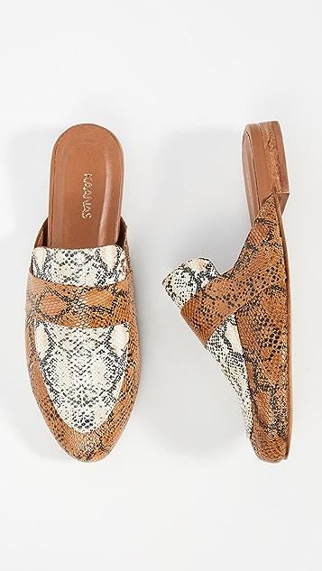 KAANAS Milan 乐福鞋穆勒鞋