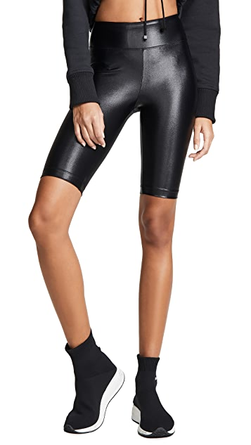 KORAL ACTIVEWEAR 高腰裹身短裤