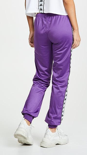 Kappa Banda Wrastoria 修身运动裤