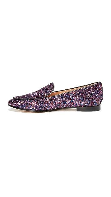 Kate Spade New York Calliope 亮片平底鞋