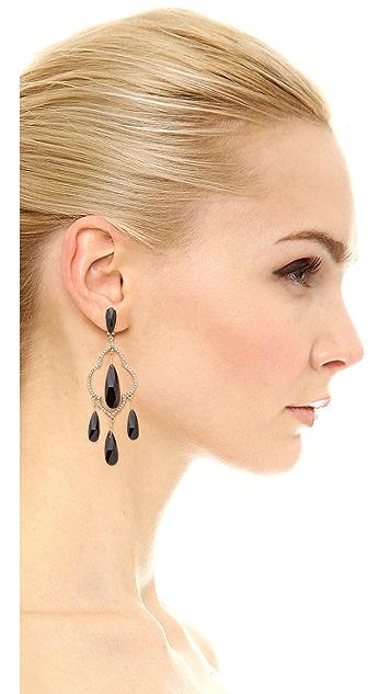 Kate Spade New York Lantern Gems 枝形吊灯式耳环