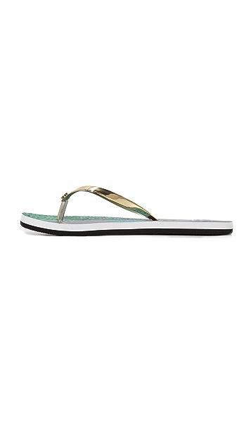 Kate Spade New York Nassau 夹趾凉鞋