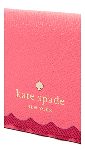 Kate Spade 纽约 Beca 小号钱包