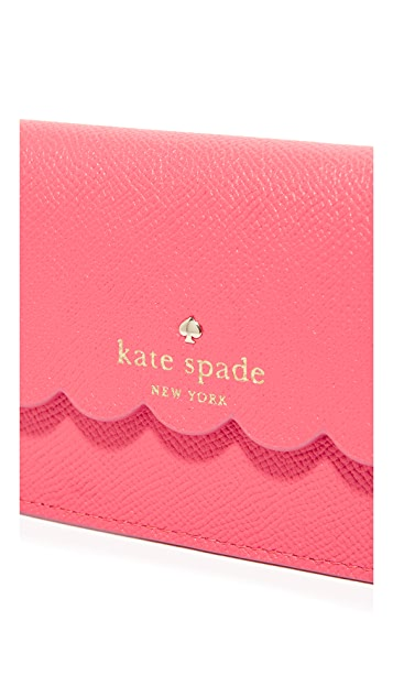 Kate Spade New York Alli Contenental 钱包