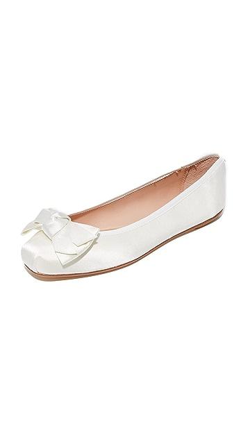 Kate Spade New York Fontana 芭蕾平底鞋