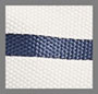 华美海军蓝条纹