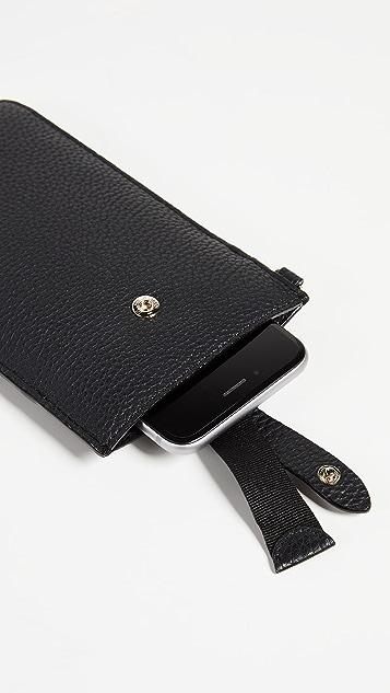 Kate Spade 纽约 通用荔枝纹手机护套