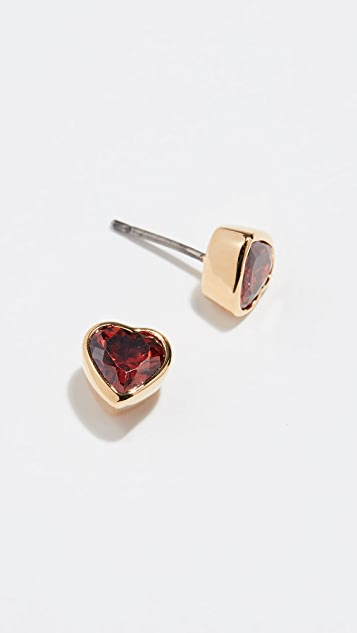 Kate Spade 纽约 Romantic Rocks 耳钉