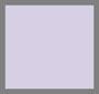 霜白淡紫色