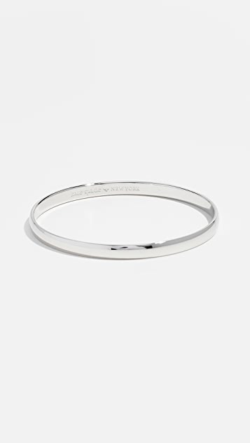 Kate Spade New York Find The Silver Lining Idiom 手镯