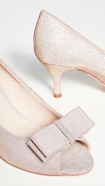 Kate Spade New York Cecelia 露趾鞋浅口鞋