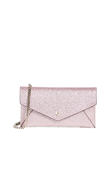 Kate Spade New York Burgess Court 链条手拿包