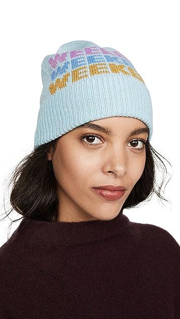 Kate Spade New York 周末休闲毛线帽