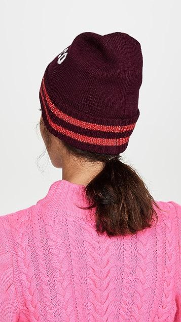 Kate Spade New York More Disco Naps 毛线帽