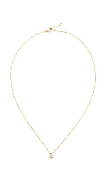 KC Designs 14K 金钻石坠饰项链