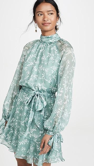 Keepsake Cheshire 长袖连衣裙
