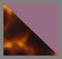 龟棕色/烟熏李子紫
