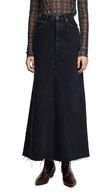 Khaite Magdalena 重构式半身长裙