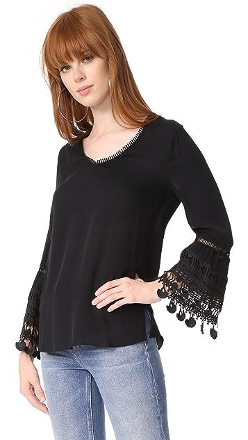 Kobi Halperin Skye 女式衬衫