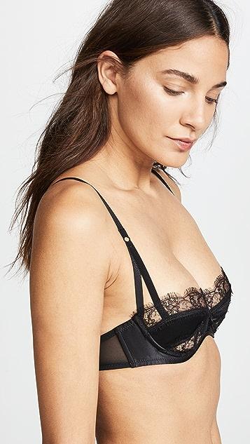 Kiki De Montparnasse Icon 蕾丝半罩杯文胸