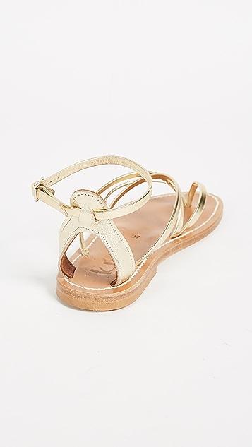 K. Jacques Epicure 凉鞋