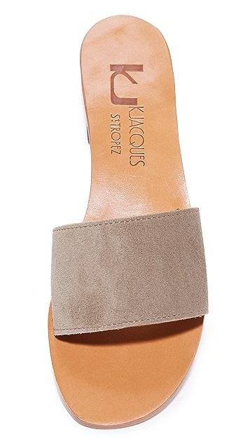 K. Jacques Sevan 便鞋