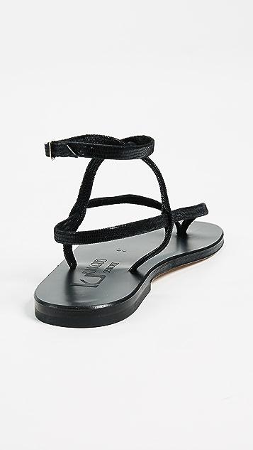 K. Jacques Mate 凉鞋