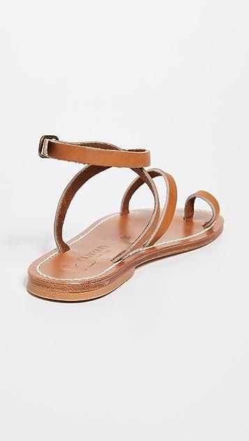K. Jacques Loki 凉鞋