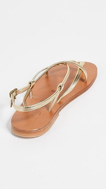K. Jacques Beluet 环绕式凉鞋