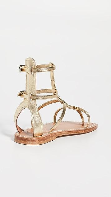 K. Jacques Nolan 凉鞋