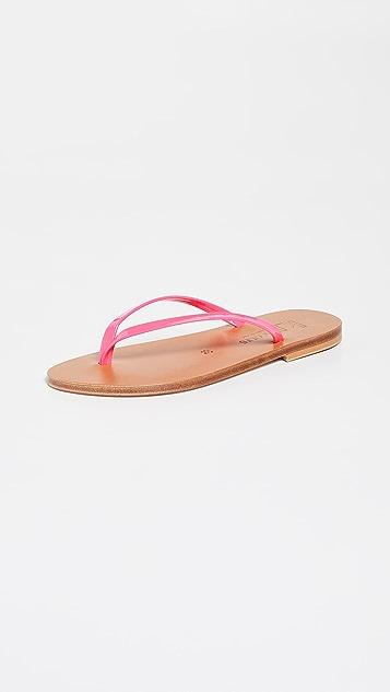 K. Jacques Venise 夹趾凉鞋