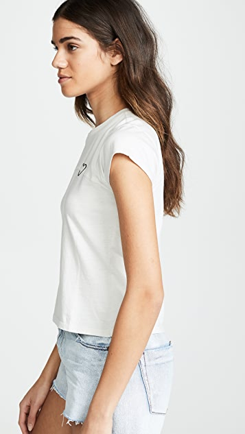 Knot Sisters Lisette T 恤