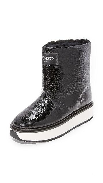 KENZO Snow 靴子