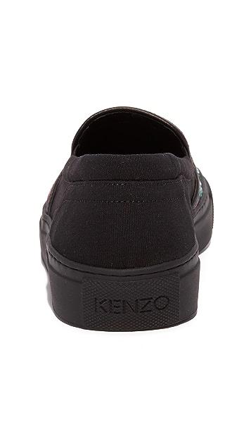 KENZO Kenzo 老虎运动便鞋