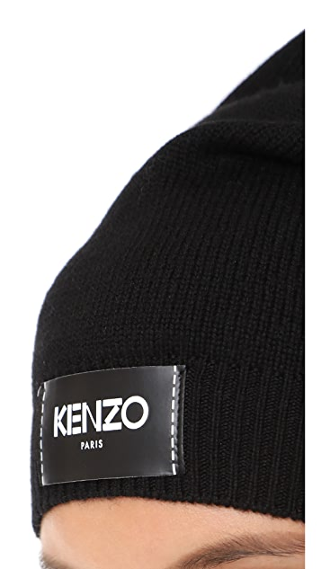 KENZO 高田贤三 针织帽