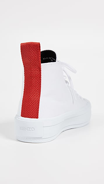 KENZO K-Street 运动鞋