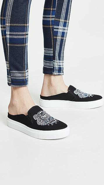 KENZO K-Skate 穆勒运动鞋