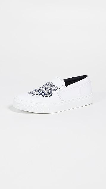 KENZO K-Skate Tiger 运动鞋