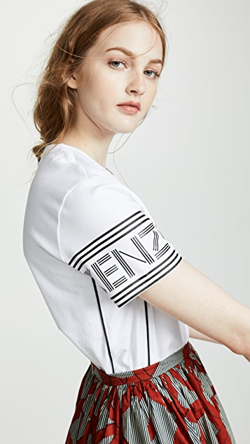 KENZO New Kenzo 运动 T 恤